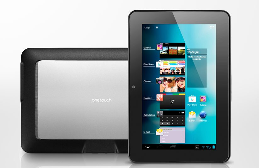 Review: tablet Alcatel OneTouch Evo 7
