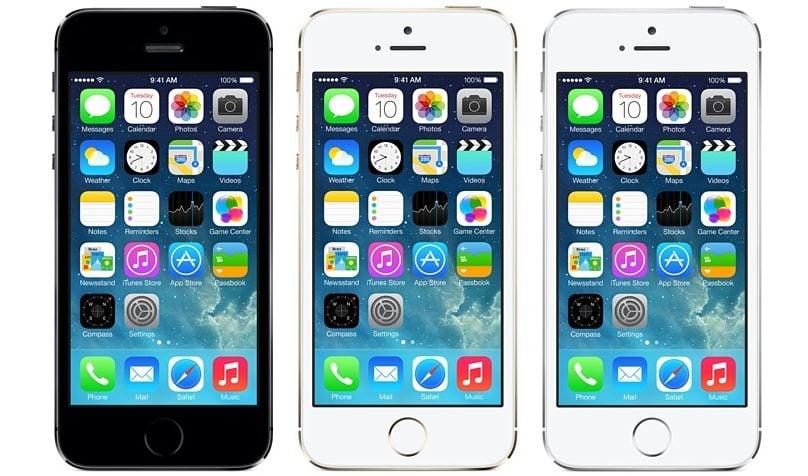 iPhone 5s é o smartphone mais vendido do mundo, Galaxy S5 fica em segundo