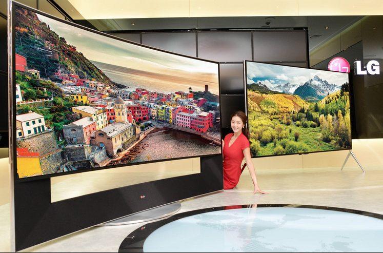 TV's LG oferecerão conteúdos da Netflix em Ultra HD 4K 4