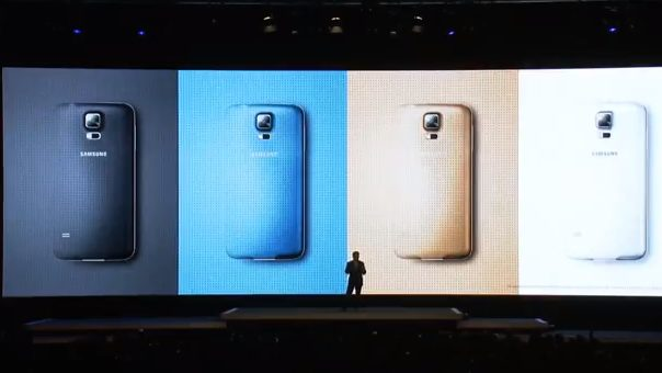 Samsung Galaxy S5 tem leitor de digitais e monitor cardíaco