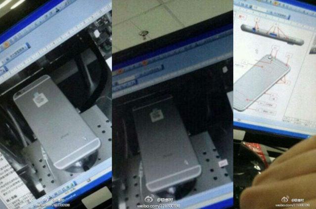 Surgem novas fotos de suposto iPhone 6 3
