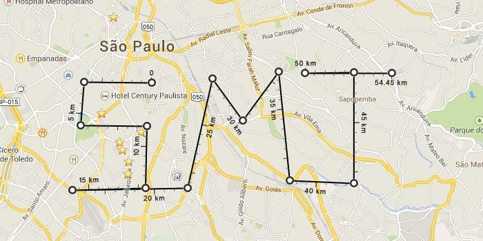 Google Maps SMT