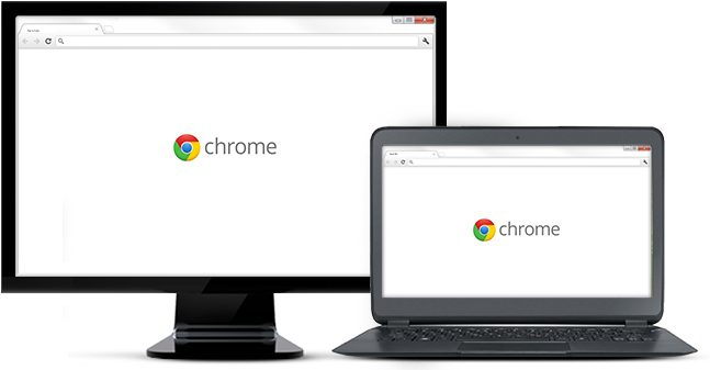 Google chrome windows 64bits