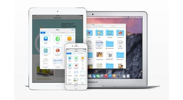 iOS 8 é incompatível com o iCloud Drive e Dropbox