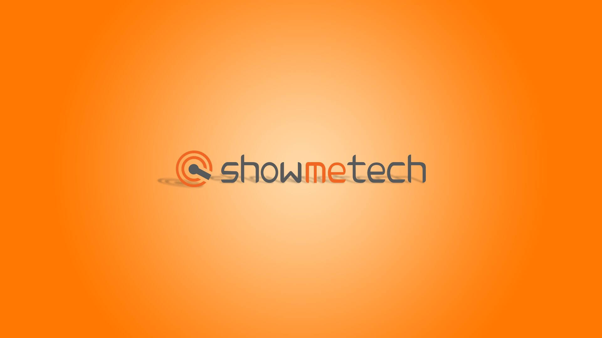 wallpaper showmetech degrade laranja - Anuncie