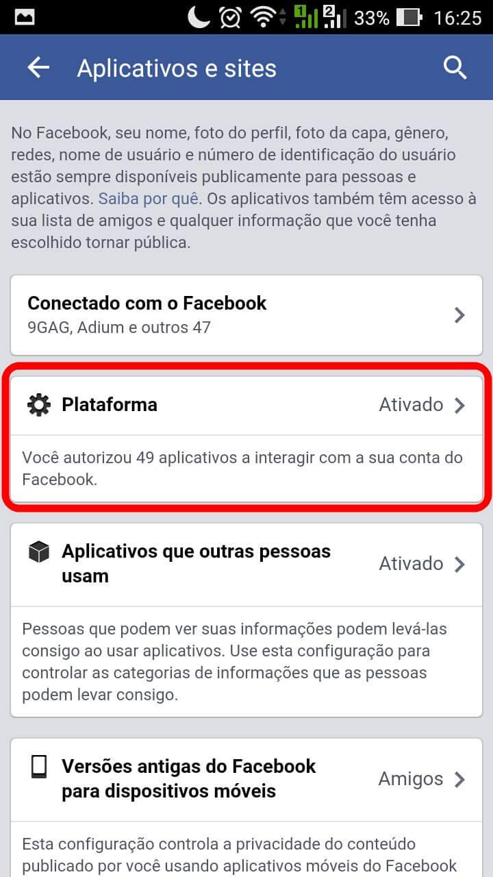 Tutorial: Como desativar as solicitações de jogos no Facebook 7