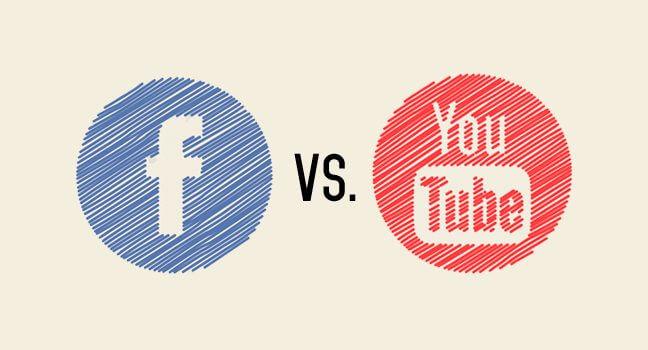 Guerra declarada: Facebook revela estratégia para destronar o YouTube 2
