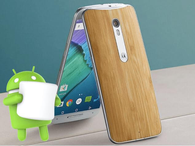 moto x style android 6