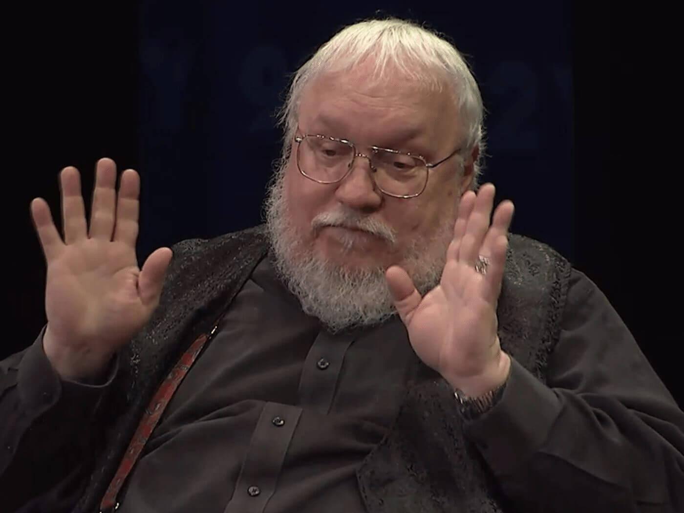 """george rr martin - """"Game of Thrones"""" acabará em breve e seu criador já fala em fazer um spin-off"""