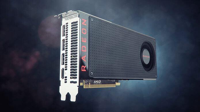Radeon rx 480 detalhe