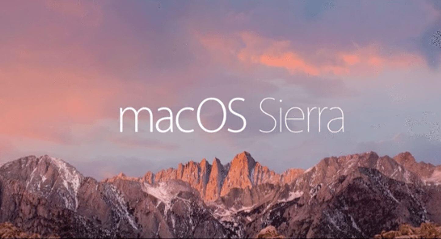WWDC 2016: macOS Sierra é a novidade para os computadores da Apple