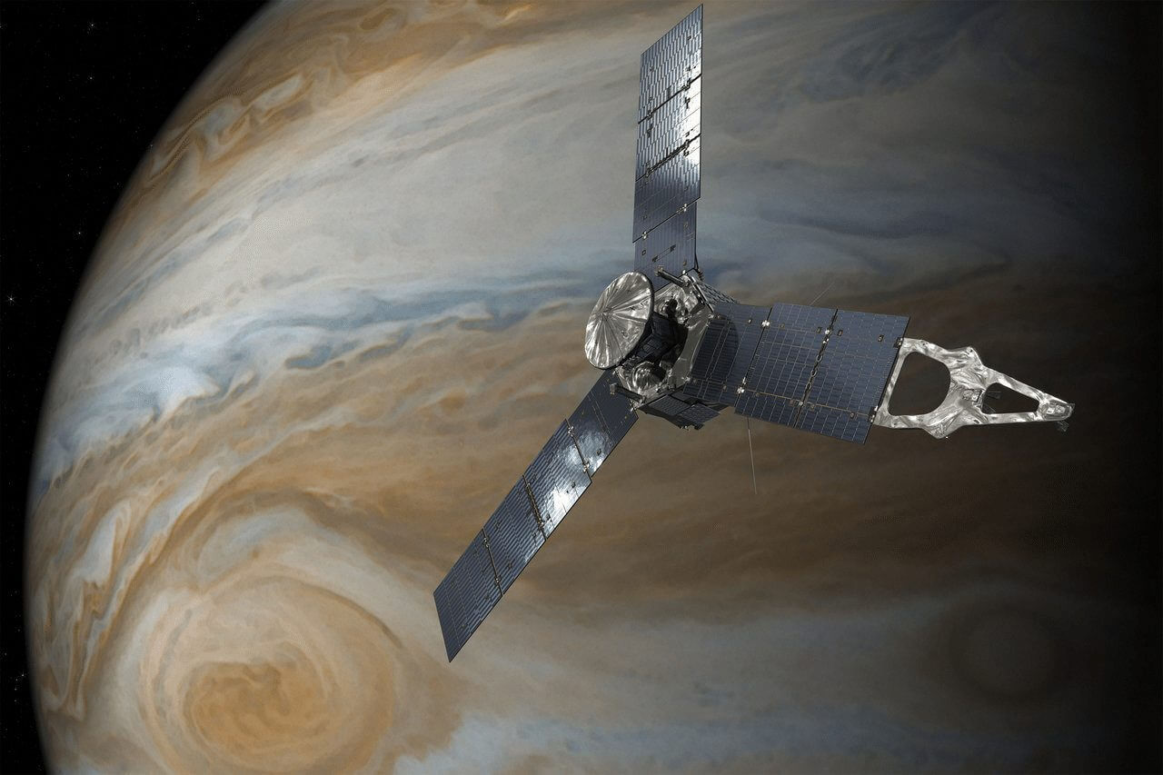 Sonda Juno entra com sucesso na órbita de Júpiter