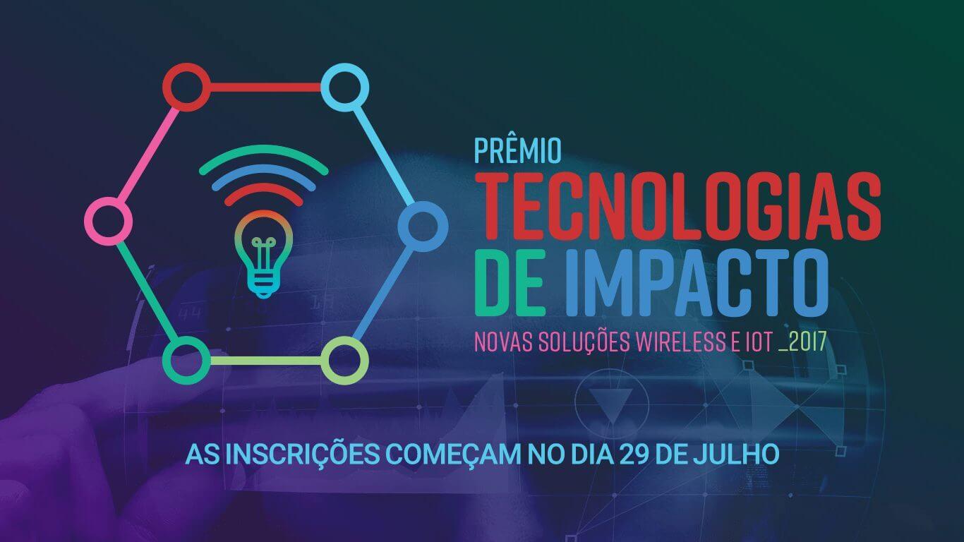 Qualcomm, Prêmio Tecnologias de Impacto, IoT