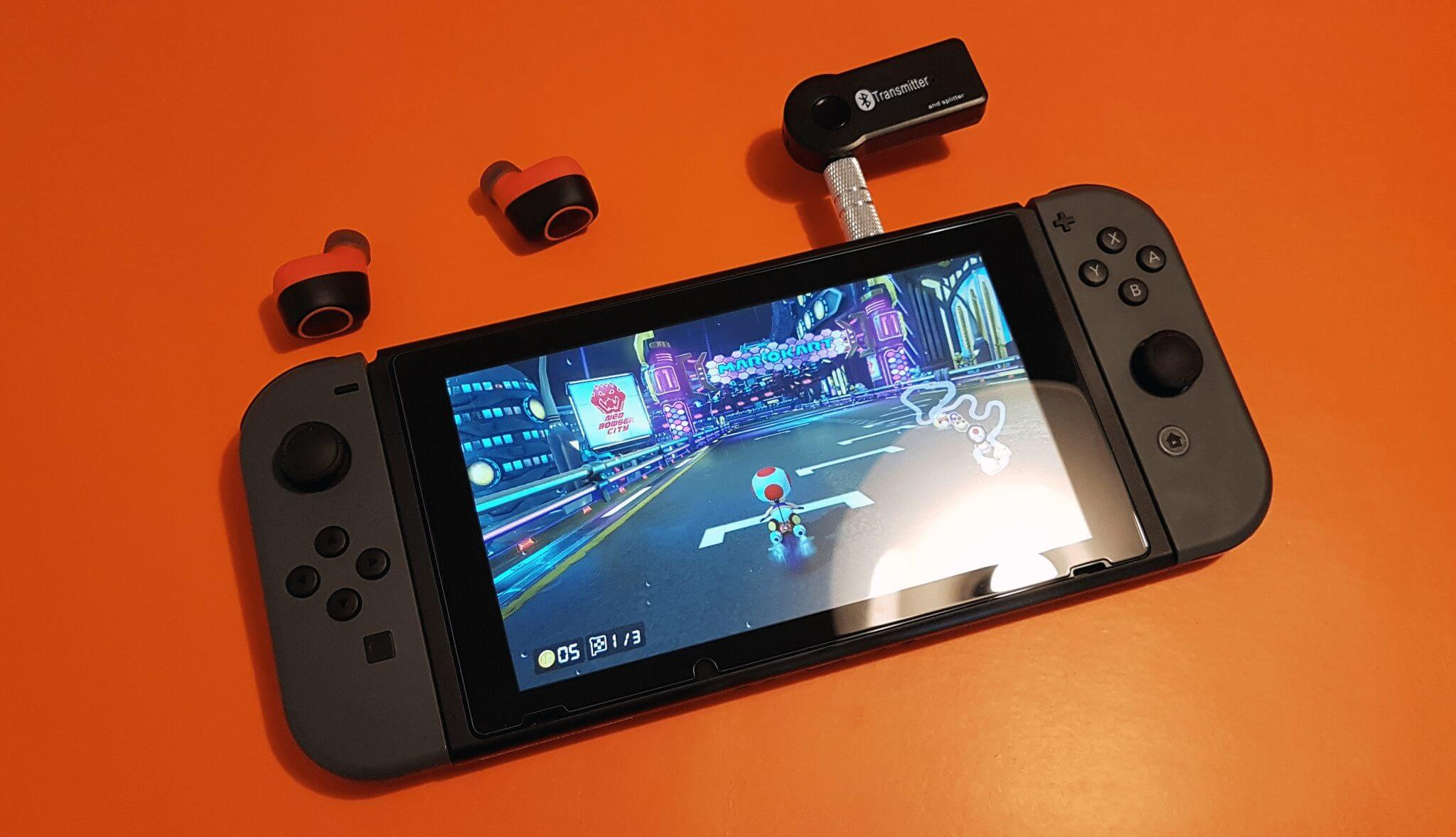 Nintendo Switch Bluetooth