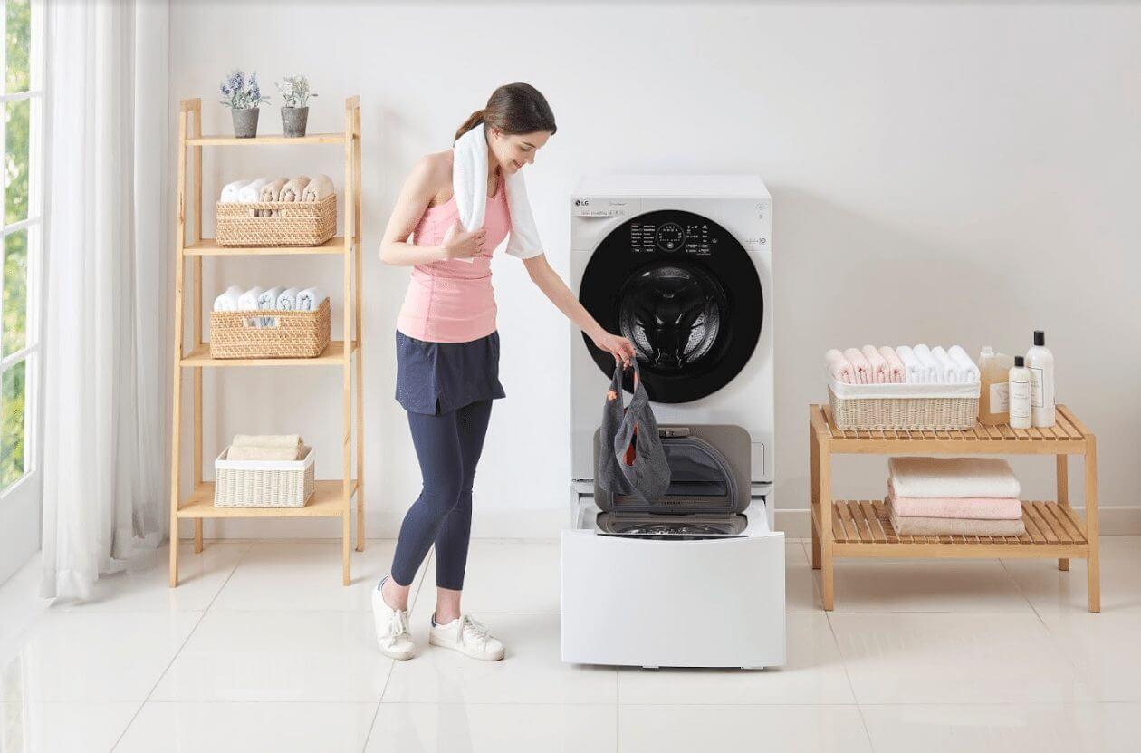 LG InnoFest 2017: LG TWINWash, a máquina de lavar do futuro