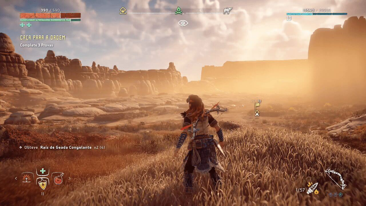 Game Review: Horizon Zero Dawn (PS4)