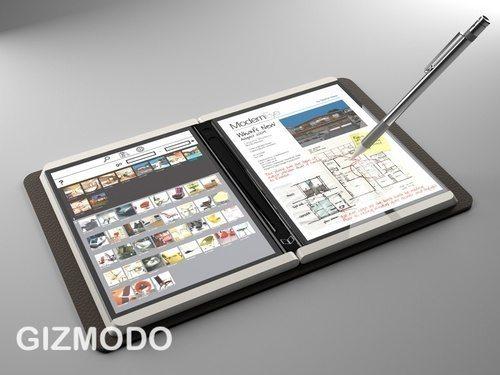 Microsoft Courier - Imagens e vídeo do novo gadget da empresa