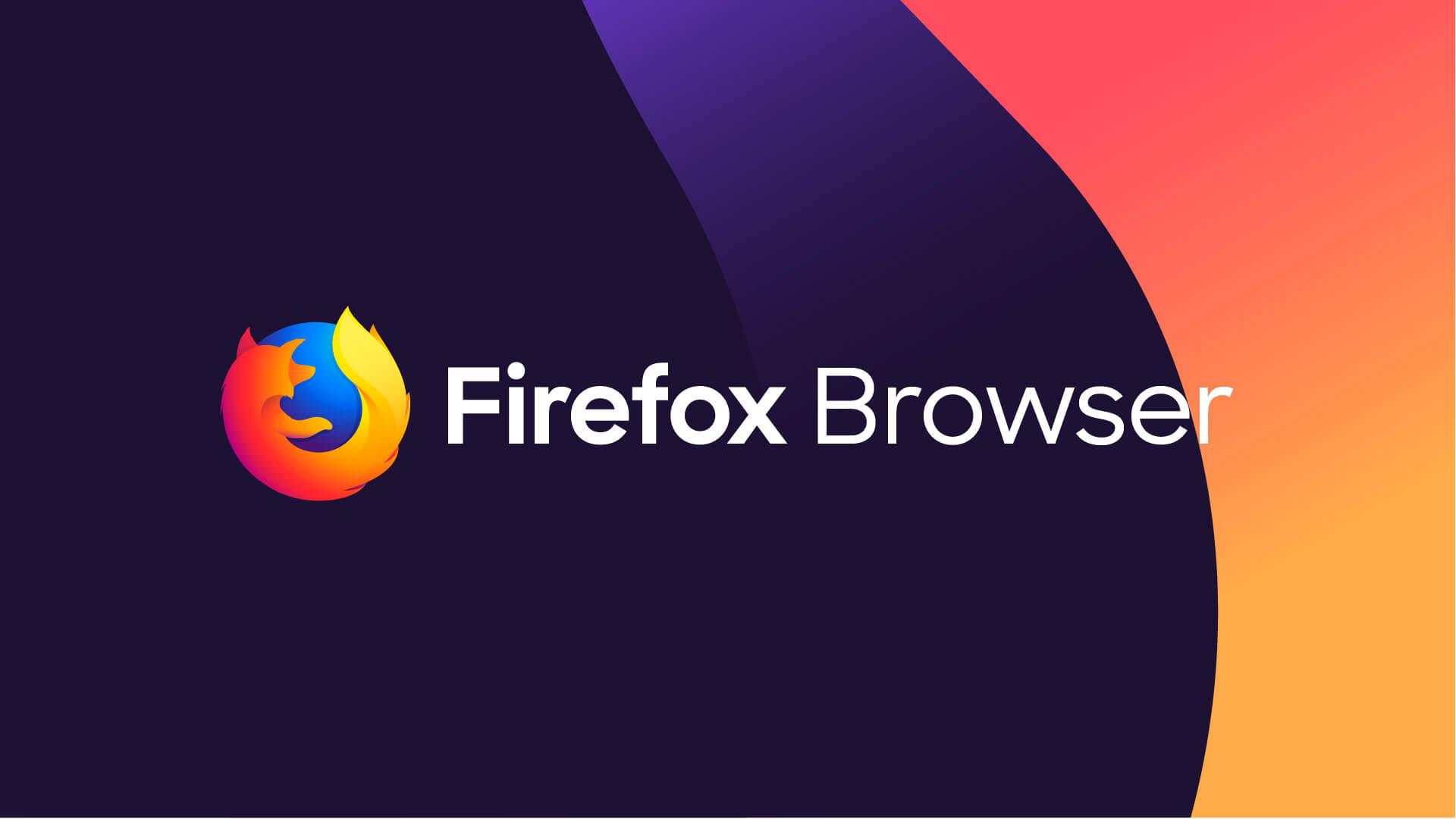Logo do firefox browser