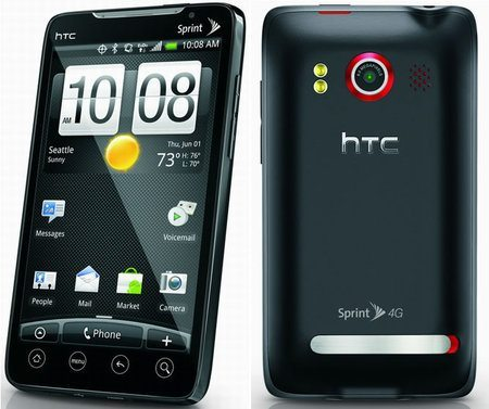HTC EVO 4G Supersonic Sprint thumb 450x377