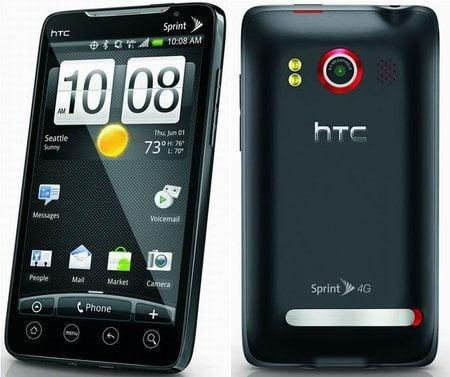 HTC EVO 4G Supersonic Sprint thumb 450x377 - O primeiro celular 4G: HTC EVO