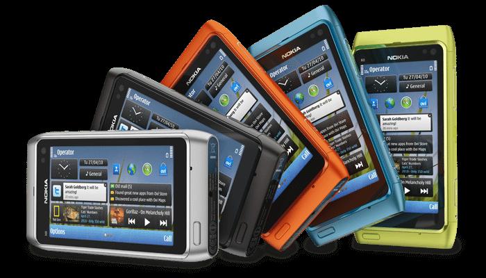 Nokia apresenta seu novo celular: Nokia N8