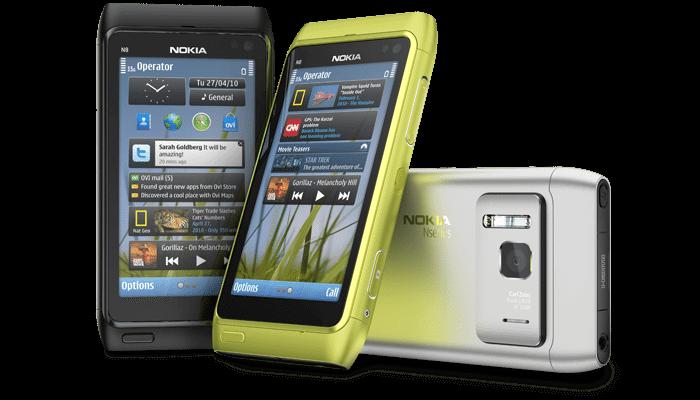 n8 5 - Nokia apresenta seu novo celular: Nokia N8