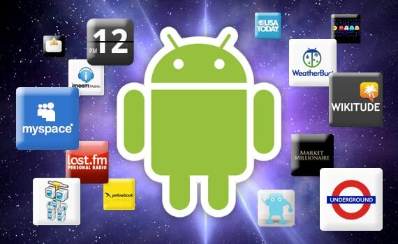 Best android apps header