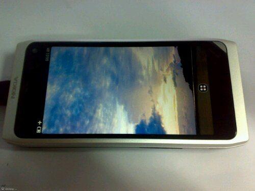Vazam as primeiras fotos do Nokia N9