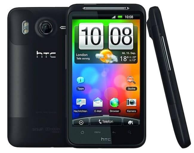 HTC Desire HD - Vídeo: HTC Desire HD