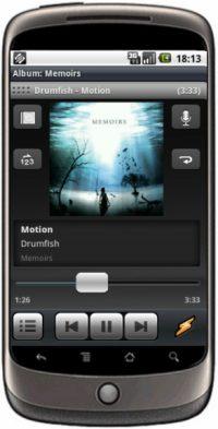 Winamp Music Player é lançado para o sistema Android