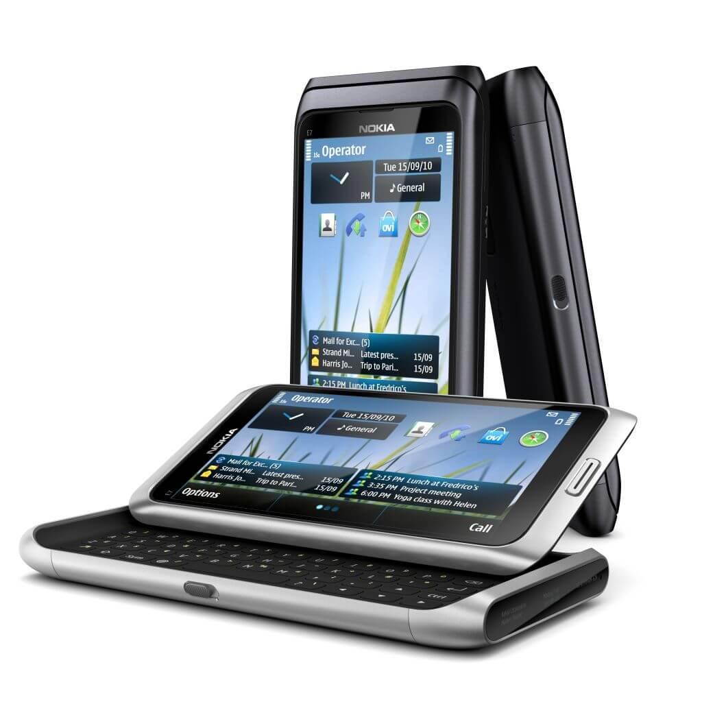 Nokia E7 3 - Vídeo: conheça o Nokia E7