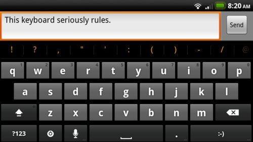Instale o novo teclado do Gingerbread em qualquer smartphone Android