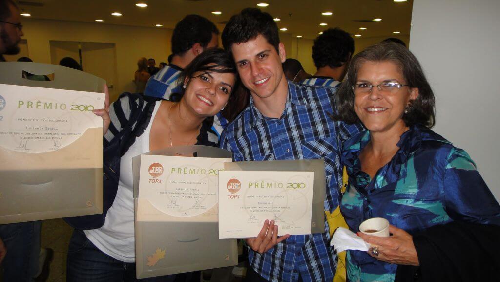 Showmetech ganha o terceiro lugar no Prêmio TOPBLOG 2010