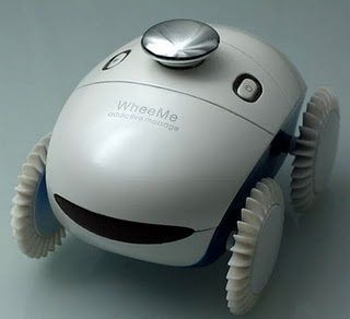 WheeMe Robo massageador showmetech2