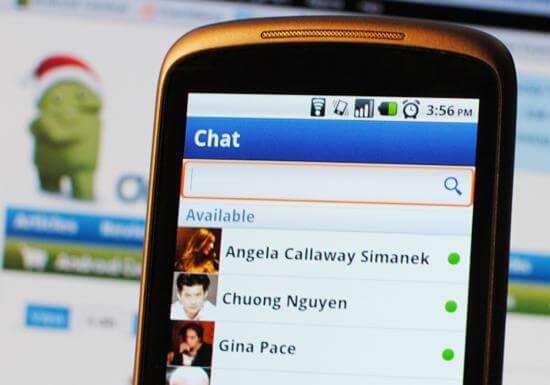 Facebook para o Android: nova atualização adiciona a função Chat (Bate-Papo)!