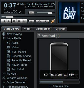 Tutorial: sincronize as músicas do seu computador com seu celular via rede Wi-Fi com o Winamp