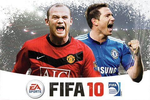 Games: série EA SPORTS FIFA 10 gratuita na Ovi Store (Nokia) 5