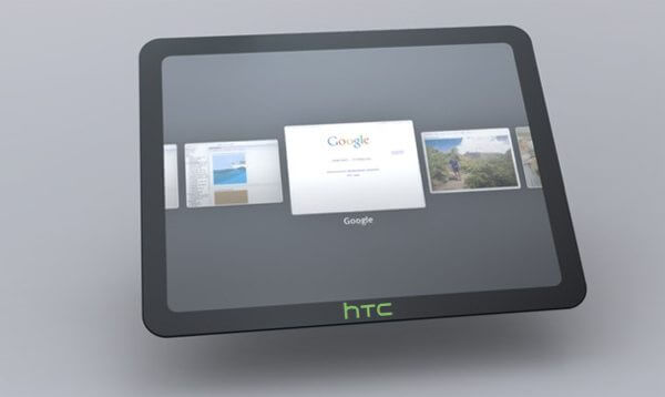 Htc chrome tablet