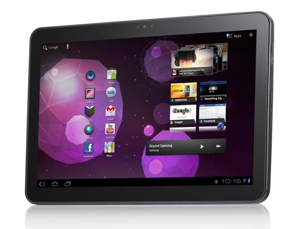 Galaxy tab 10. 1 p7100 product image 2