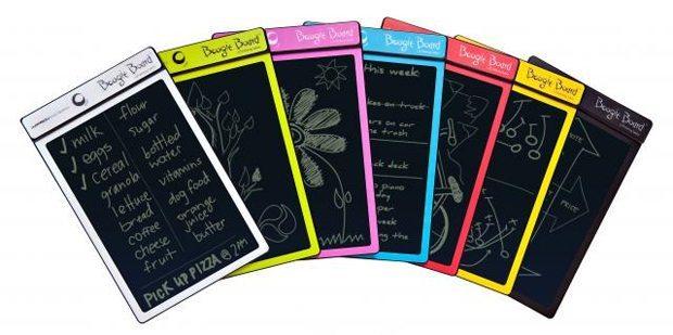 note - Boogie Board, um bloco de notas LCD para esquecer o papel