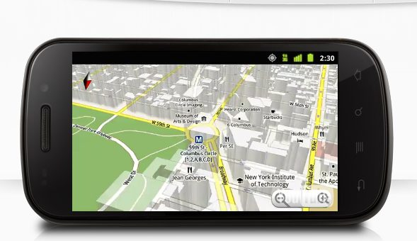 Google Maps 5.2.0 - Google Maps recebe nova atualização