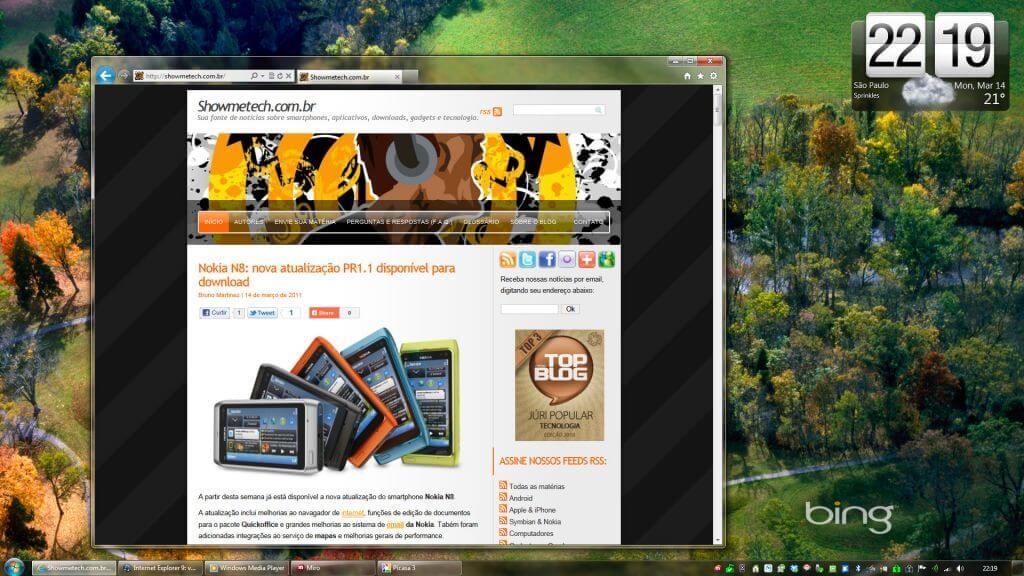 Internet Explorer 9 já está disponível para download
