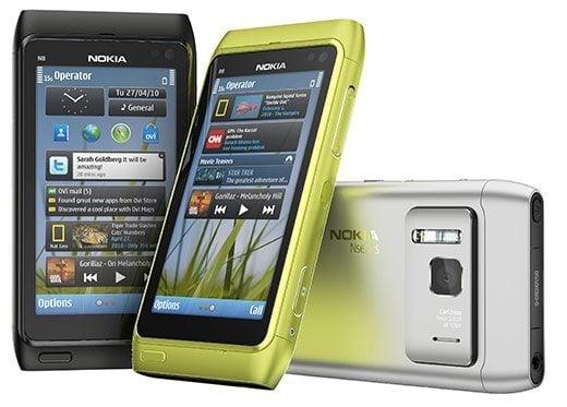 Atualização Symbian Anna é disponibilizada para o Nokia N8, Nokia E7 e Nokia C7