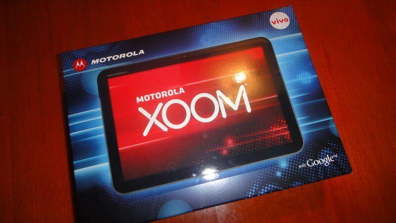 Motorola xoom vivo brasil 1
