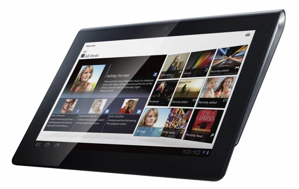 Sony Tablet S1 Left1