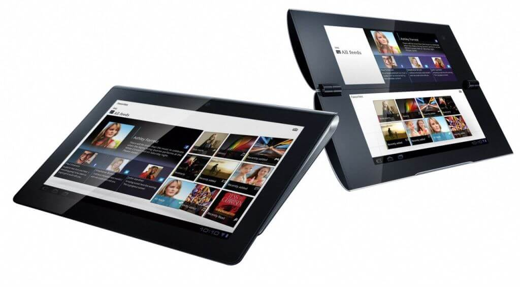 Sony Tablet S1 S2
