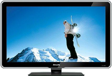 Philips abandonará fabricação de TVs devido à competição asiática
