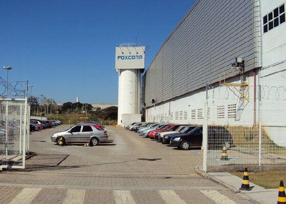 Foxconn do Brasil - Jundiaí é o local escolhido para fábrica do iPad no Brasil