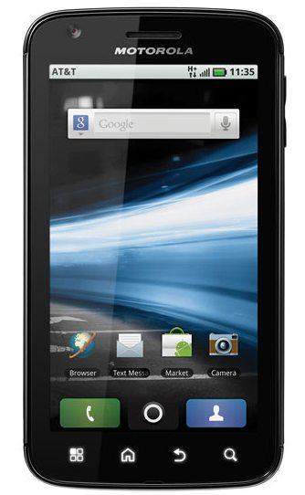 Motorola Atrix1 - Motorola Atrix: nova atualização disponível