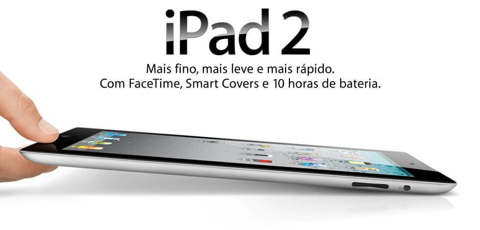 Ipad2 brasil